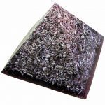 Orgone Pyramid HHG, 4-Sided