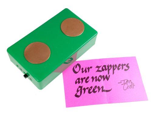 Terminator Zapper, green