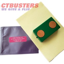 terminator copper polishing cloth