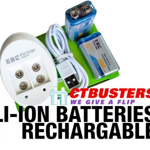 ctbusters usb rechargable li-ion batteries